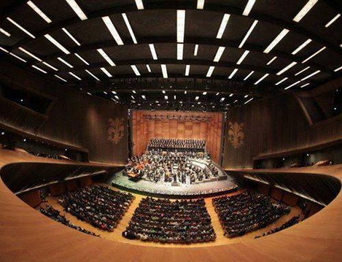 L'Opera di Firenze: artisti provenienti da tutto il mondo