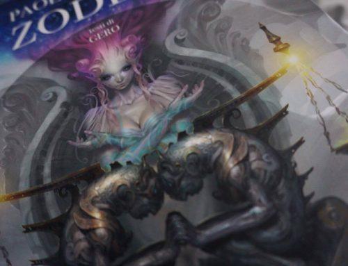 """""""Zodiac"""", in anteprima a Lucca Comics & Games il nuovo lavoro di Paolo Barbieri"""