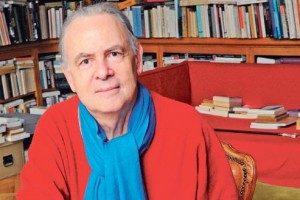 Il premio Nobel per la letteratura Patrick Modiano