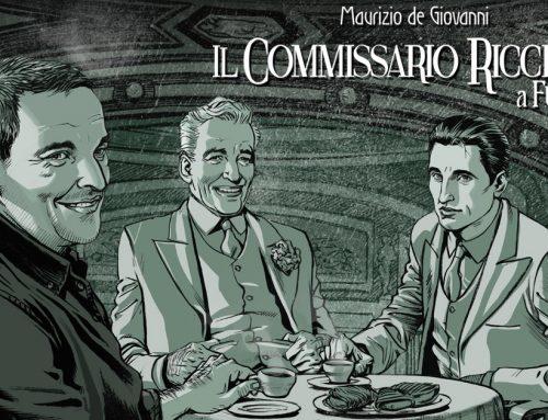 Il Commissario Ricciardi di Maurizio de Giovanni a Fumetti