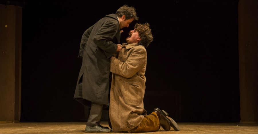 Al Teatro Franco Parenti, Alberto Oliva porta in scena Dostoevskij