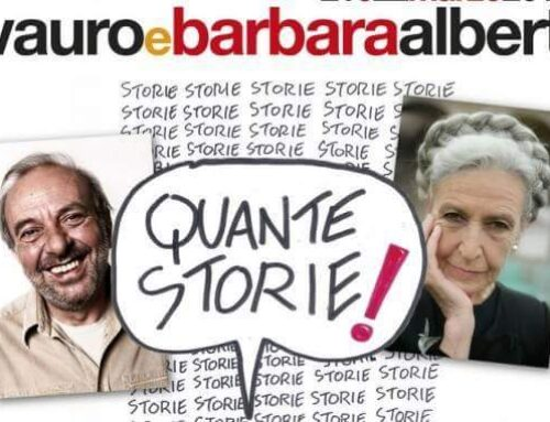 """""""Quante Storie"""" di Vauro e Barbara Alberti: voci e memorie di libertà, d'amore e d'umanità."""