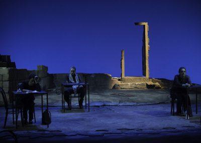 Credoinunsolodio al Teatro il Piccolo di Milano