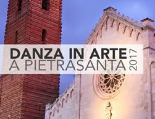 DAP Festival: Danza in Arte a Pietrasanta