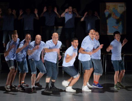 La Classe, uno spettacolo potente tra le mura di un carcere