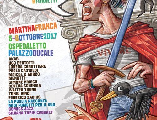 Manuscripta: il festival martinese dedicato al fumetto