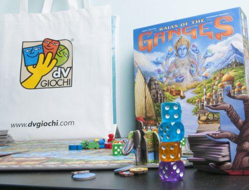 Lucca Comics & Games 2017, tutte le novità dal mondo dei giochi da tavolo