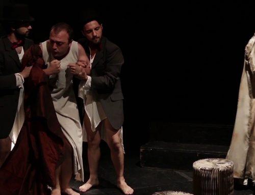 Edi(p)po al teatro Tramper la regia di Massimo Finelli