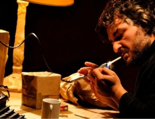 """Bukowski – A night with Hank""Grande ritorno al Teatro Tram"