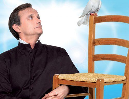 """""""Aggiungi un posto a tavola""""… un nuovo volo con ali di colomba"""