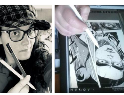 La migliore disegnatrice manga? Napoletana, si chiama: Elena Vitagliano