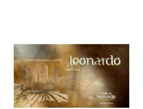 """Audizioni: """"Il volo di Leonardo"""" cerca il suo protagonista"""