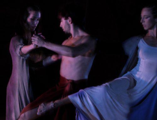 La danza che divide in due Daphne