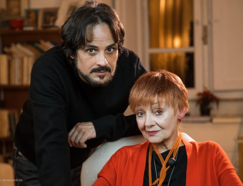 Milena Vukotic e Maximilian Nisi, protagonisti d'eccezione al Festival Nazionale del Teatro – VIII edizione Scenari Casamarciano