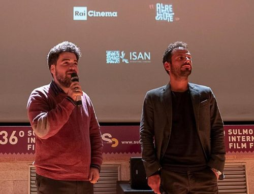 Il Sulmona International Film FestivalPartenza con mille emozioni
