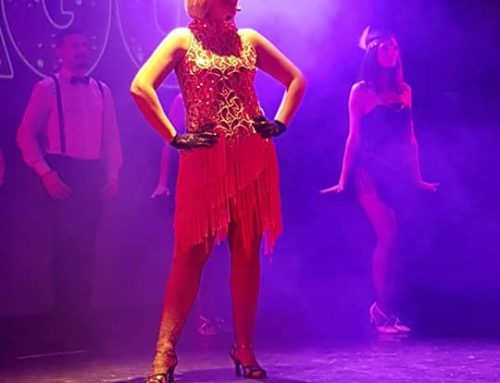 """""""Napoli-Broadway"""", musical e sketchIl viaggio infinito di Nunziana Venezia"""