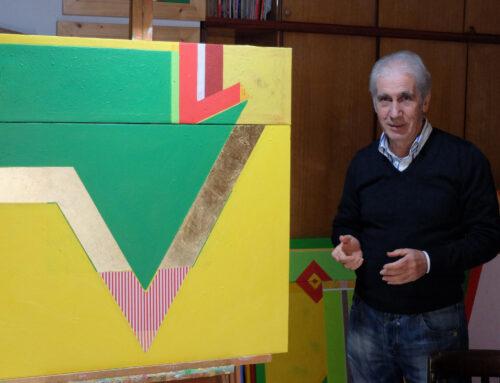 """Maurizio Vitiello cura la mostra """"Correlazioni astratte – Antonio Izzo/Gianni Rossi"""""""