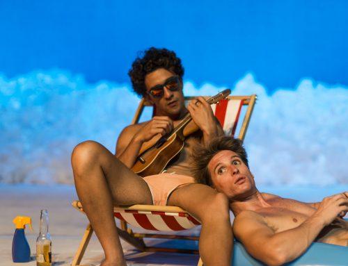 """""""Naufragé(s)"""", a Parigi il teatroche ricostruisce la vita"""