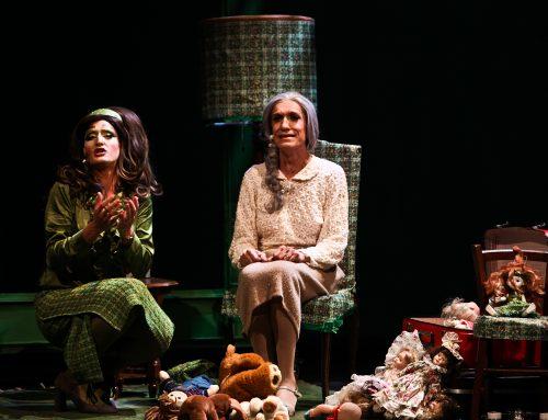 """Sensibilità, ironia e un'ottima prova attoriale: il """"Queen Lear"""" delle Nina's Drag Queens"""