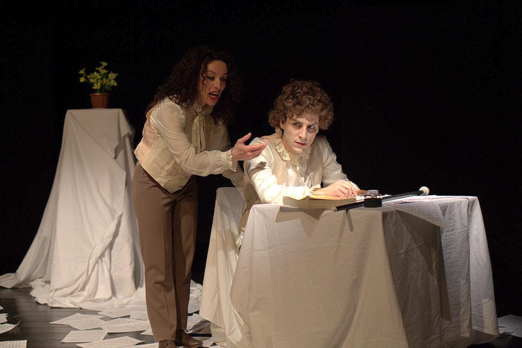 """""""All'apparir del vero"""", la danza macabradi Giacomo Leopardi con la morte"""