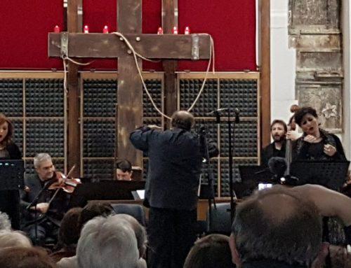 L'eterna modernità dello Stabat Mater di Pergolesirivive alla Domus Ars di Napoli col M° Enzo Amato