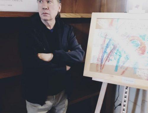 """""""Energy of city"""", la nuova sfida di Lucio SalzanoIn contemporanea a Napoli e a Roma"""