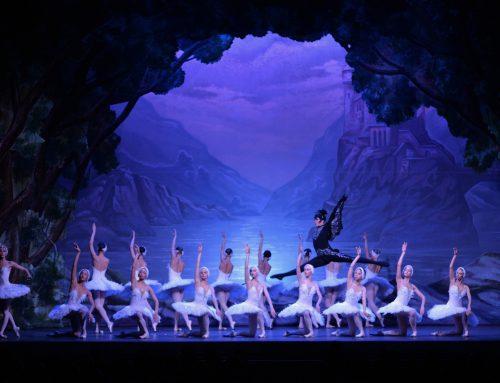 """Russian Classical Ballet ne """"Il lago dei cigni"""""""