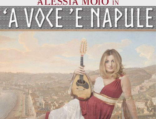 Alessia Moio al Nuovo Teatro Sancarluccio
