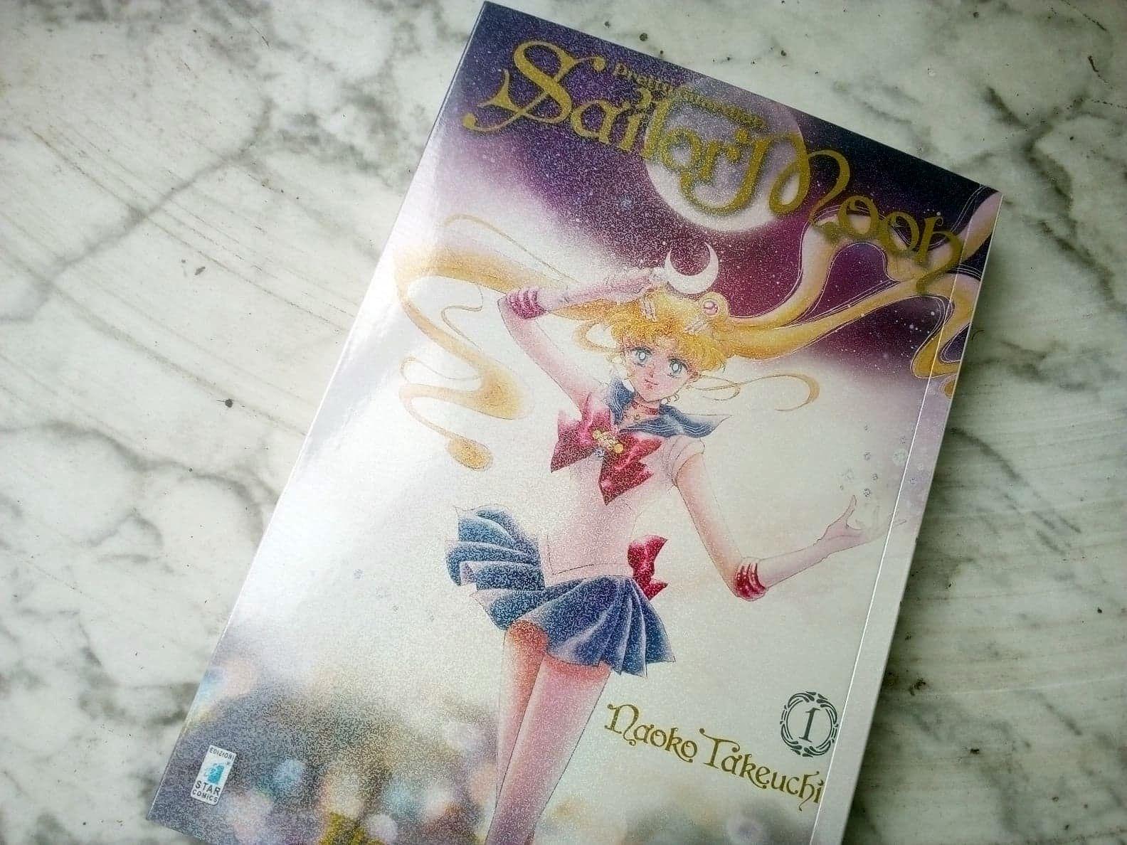 """""""Sailor Moon"""", la Star Comics pubblica la Eternal Edition"""