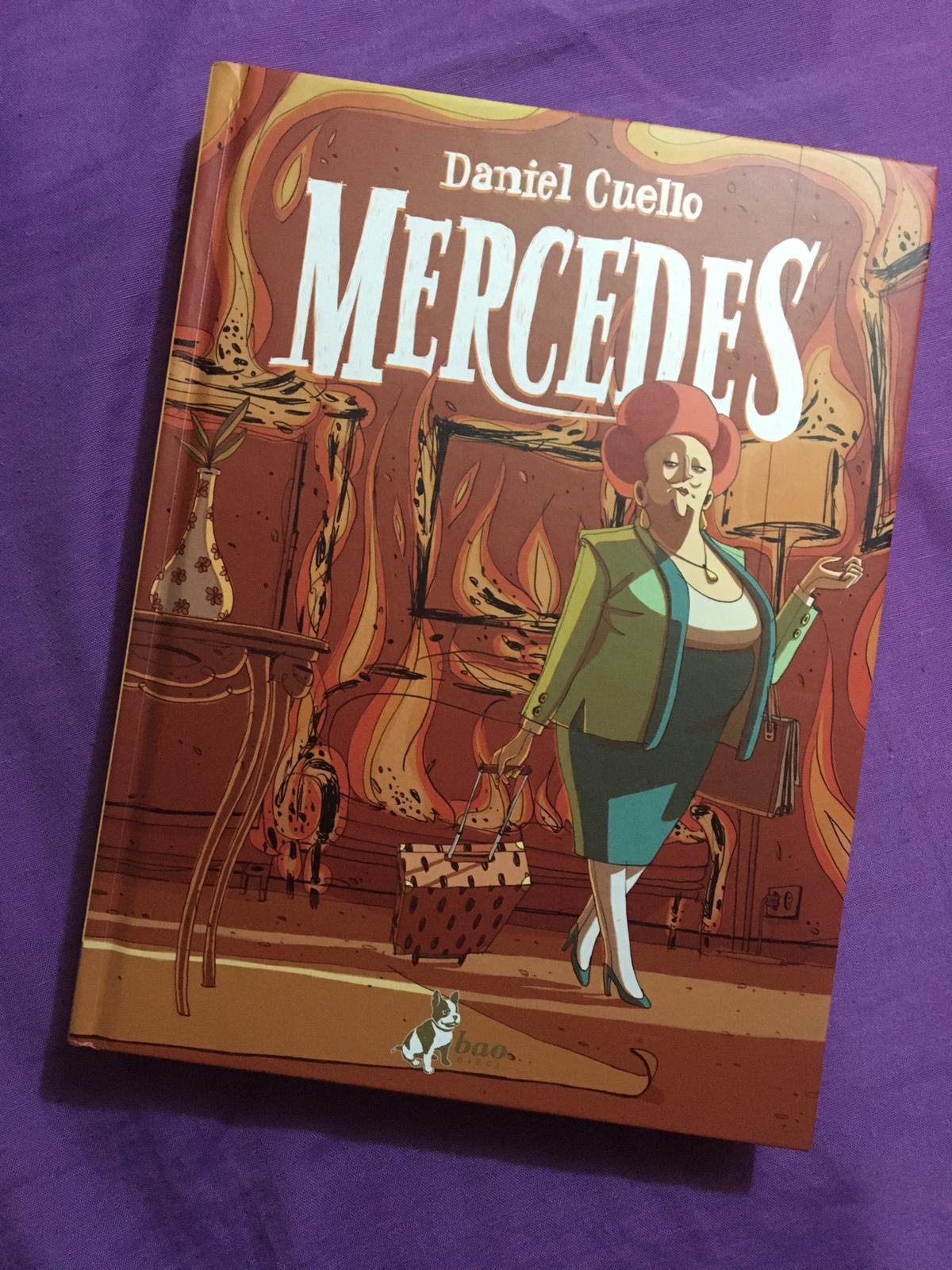 """""""Mercedes"""", la nuova icona di Daniel Cuello"""