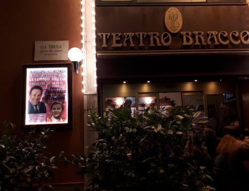 """""""Ecco…Francesca da Rimini"""" al BraccoIl grande ritorno di Giacomo Rizzo"""