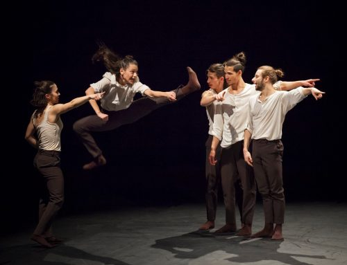 "Performance contemporanea ""4John"""