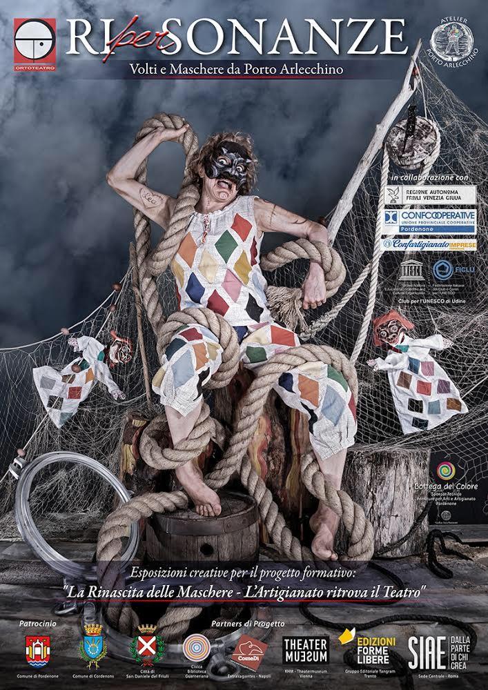 """""""Ripersonanze"""", una esposizione creativa per un progetto di ampio respiro"""