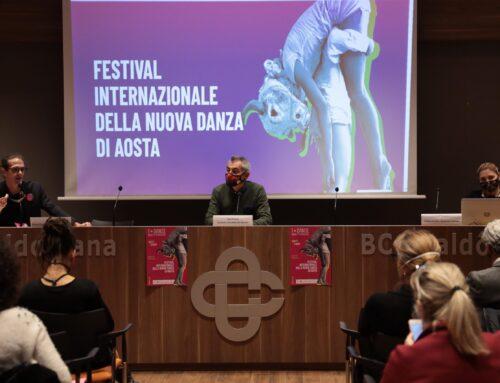 T*Danse – Danse et Technologie  Festival Internazionale della Nuova Danza ad Aosta