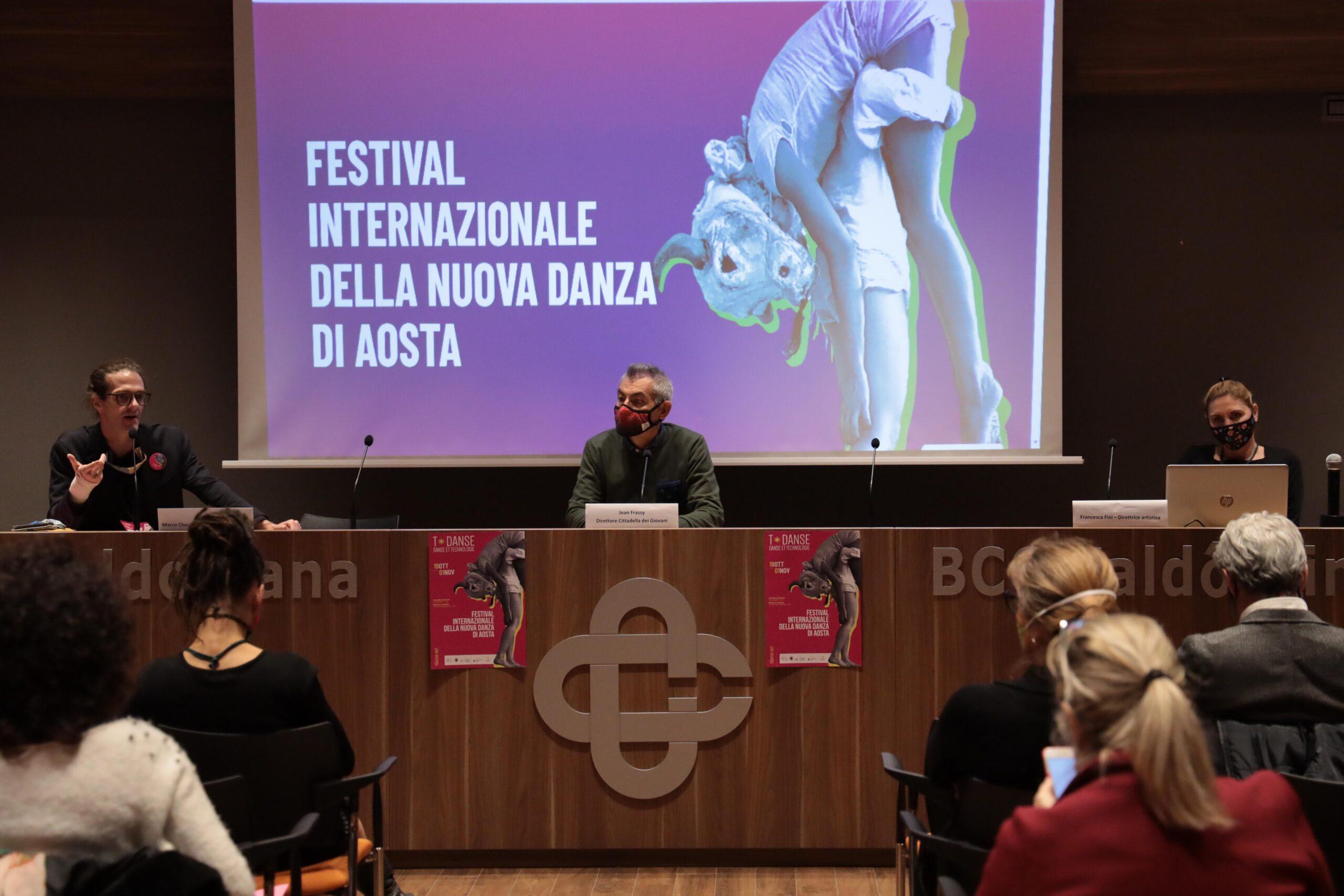 Festival internazionale della nuova danza Aosta