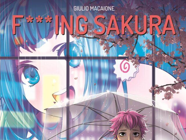 copertina primo volume F***ing Sakura