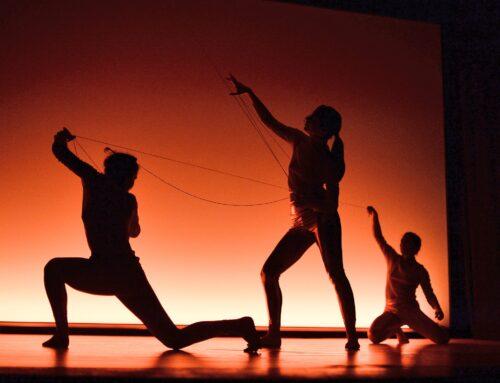 Anghiari Dance Hub sarà online