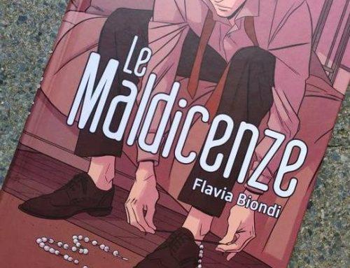"""Le Maldicenze"", due racconti di Flavia Biondi"