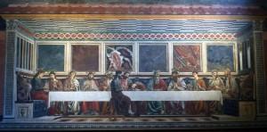 Andrea del Castagno _ Cenacolo Sant'Apollonia