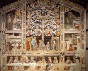 Cenacolo di Santa Croce _ Taddeo Gaddi