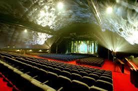 L'interno del teatro Menotti