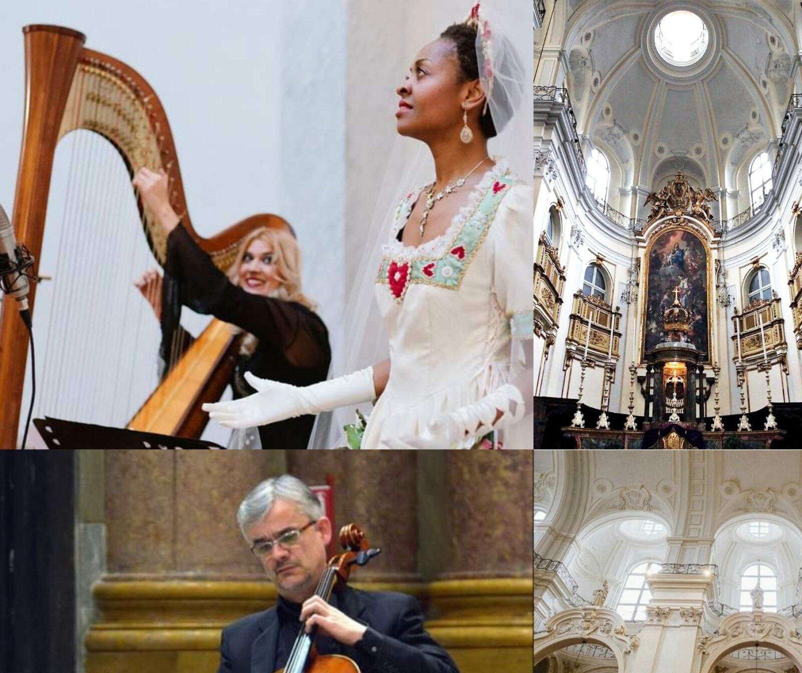 Cantico Barocco concerto