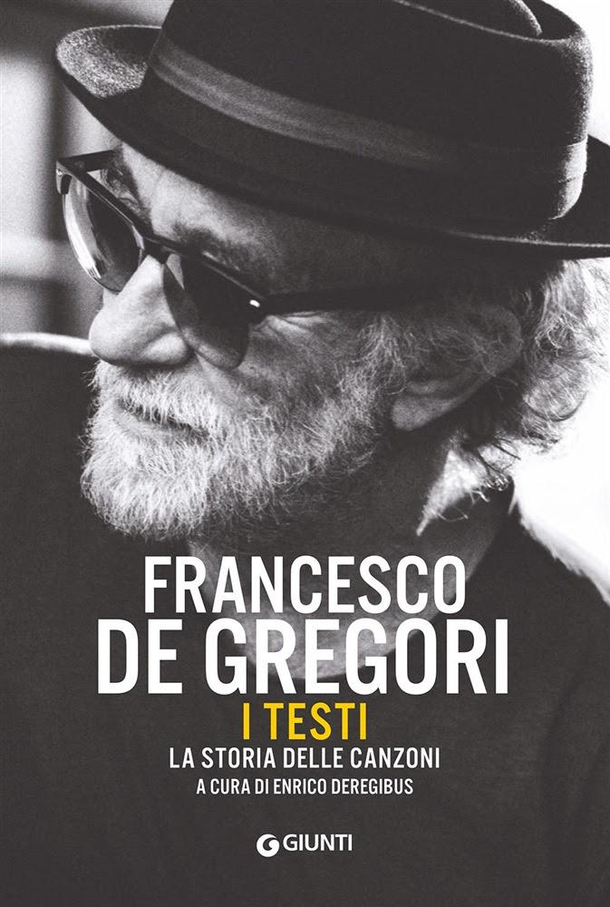 Libro su De Gregori e le sue canzoni
