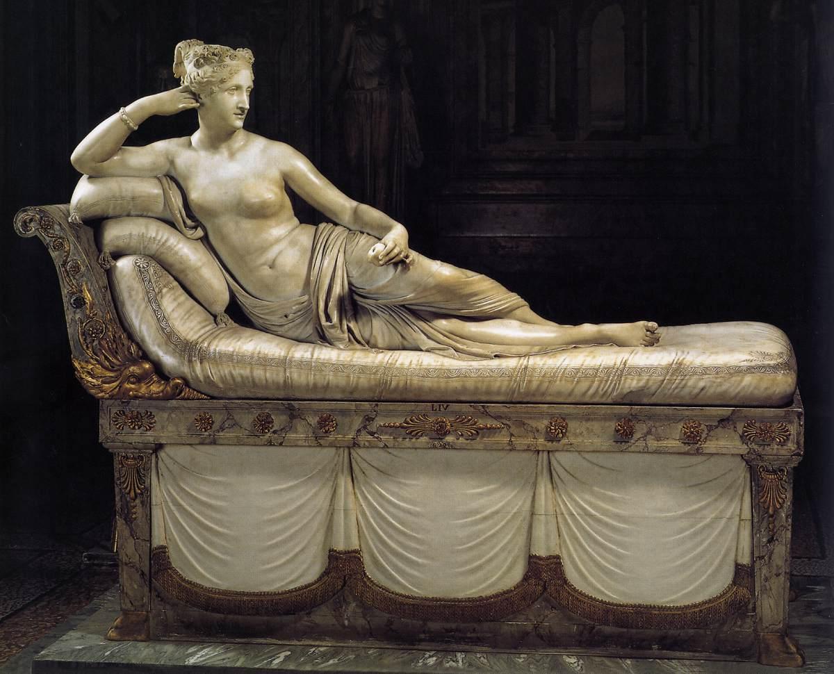Esce per Graphofeel Canova. Vita di uno scultore di Maria Letizia Putti.