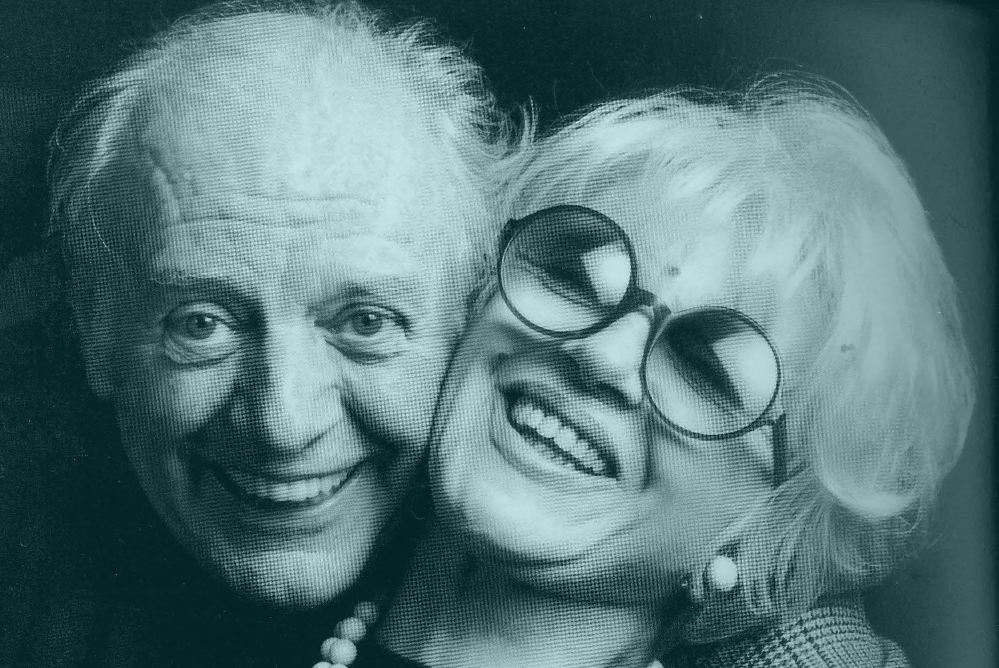 Coppie d'oro: Dario Fo e Franca Rame